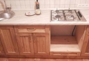 Кухня установленная 2