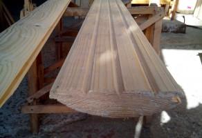 Блок-хаус 35×120 — 240 грн