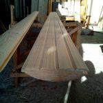 Блок-хаус наружный — 35×125мм — 250 грн