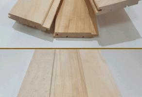 Вагонка (сосна, смерека, липа, ольха) для бани — 130-310 грн/м2