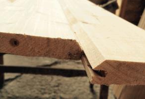 Имитация бруса (фальш брус) наружный — 35×125мм — 260 грн/м2