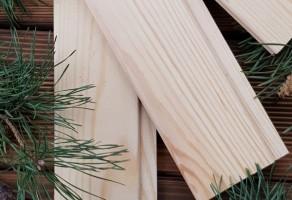 Вагонка (сосна, смерека, липа, ольха) для бани — 130-320 грн/м2