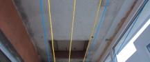 Балкон до обшивки вагонкой 2