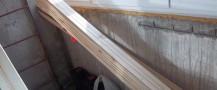 Балкон до обшивки вагонкой 3